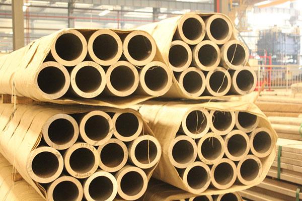 1060 3103 3003 6063 5052 Aluminum tube for automobile